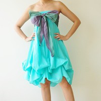 Vary   Mint Cocktail Dress