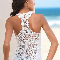 Crochet Racerback Tank