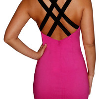 Physical (Pink)-Great Glam is the web's top online shop for trendy clubbin styles, fashionable party dress and bar wear, super hot clubbing clothing, stylish going out shirt, partying clothes, super cute and sexy club fashions, halter and tube tops, belly