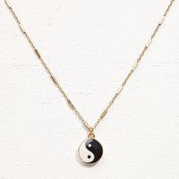 Ying Yang Necklace
