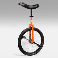 Amazon.com: Club 20 Inch Freestyle Unicycle - Orange: Sports & Outdoors