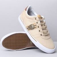 Coogi Varsity Canvas Sneakers Khaki