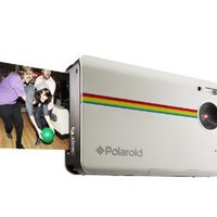 Amazon.com: Polaroid Z2300 10MP Digital Instant Print Camera (White): POLAROID: Camera & Photo