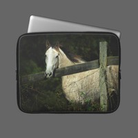 If Wishes Were Horses Laptop Sleeve from Zazzle.com