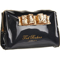 Ted Baker Glowbye Glitter Bow Small Washbag