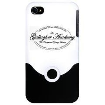 Gallagher Academy iPhone 4 Slider Case> Gallagher Academy > Ally Carter Merchandise