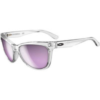 Oakley Women Fringe Polished Clear