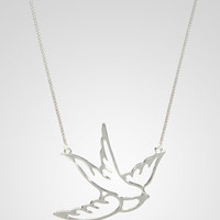 Singing Sparrow Necklace
