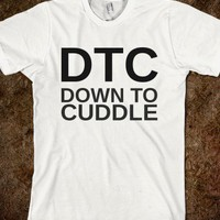 DOWN TO CUDDLE - glamfoxx.com