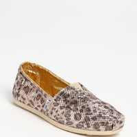 TOMS+ 'Classic - Gold' Slip-On (Women) | Nordstrom