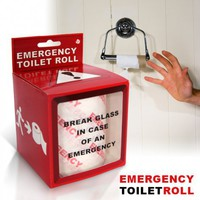 Emergency Toilet Roll | spinninghat.com