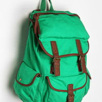 Urban Outfitters - Ecote Solid Canvas Backpack
