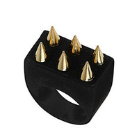 Box Spike Ring - Jewellery  - Accessories
