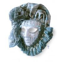 Handmade Venetian mask - Handmade jewellery, gifts, toys and decor - Magic Sunday