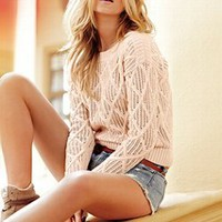 Marled Sweater - Victoria's Secret