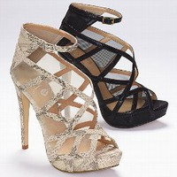 Mesh Cut-out Sandal - Colin Stuart - Victoria's Secret