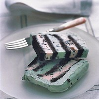 Yum / Mint Chocolate Chip Cake - Martha Stewart Recipes