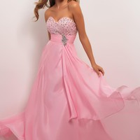 Blush Prom Dresses and Evening Gowns Blush Style 9610