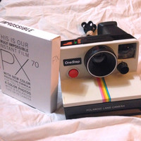 Polaroid SX-70 One Step ...