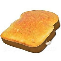 Emergency Inflatable Toast - FindGift.com