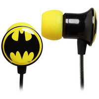 ThinkGeek :: Superhero Earbuds