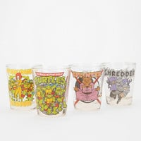 Urban Outfitters - Turtley Awesome Shot Glass - Set Of 4