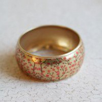 Sweet Blossoms Bangle | Modern Vintage New Arrivals