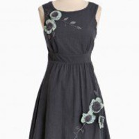 Summer Cove Cotton Dress | Modern Vintage New Arrivals
