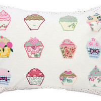 Buy Cupcakes Cushion Online | | Dunelm Mill - Polyvore