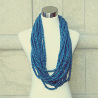 Unicrn Blu Infinity Scarf