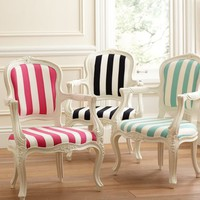 Stripe Ooh La La Armchair | PBteen