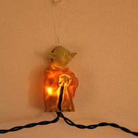 Urban Outfitters - Yoda String Lights