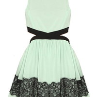 Mint Metropolis Dress | Women&#x27;s Dresses | RicketyRack.com