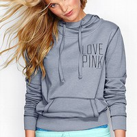 Funnel Neck Perfect Pullover
