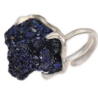 AZURITE SEASCAPE RING