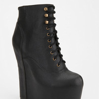 Jeffrey Campbell Smooth Damsel Platform Boot