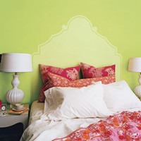 Painted Headboards  LULu wanderlust