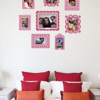 Pink Stickr Frame - Frames - Desk