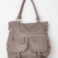Urban Outfitters - Deena & Ozzy Mixed Pocket Tote Bag