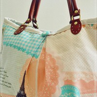 Mattie Weekend Tote Bag | Luulla