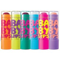 Maybelline Baby Lips Moisturizing Lip Balm SPF 20 *NEW* - CHOOSE FLAVOR