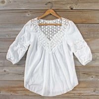 Sugared Breeze Blouse , Sweet Bohemian Tops &amp; Blouses