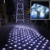 Amazon.com: 300 LED White Net Mesh Fairy String Light Christmas Lights Lighting Party Wedding Xmas Tree-wrap: Patio, Lawn & Garden