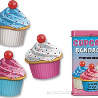 CUPCAKE BANDAGES