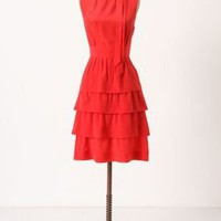 Ruffled Oska Dress - Anthropologie.com
