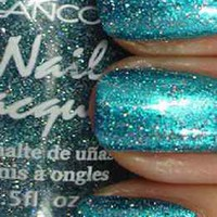 1 New Kleancolor Nail Polish Beautiful Holo Deco GLITTER Metallic Jewels Colour