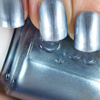New! ESSIE ♥ BLUE RHAPSODY ♥ Beautiful Nail Lacquer Polish~ Full Size!