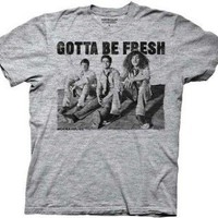 Amazon.com: Workaholics Gotta Be Fresh T-shirt: Clothing