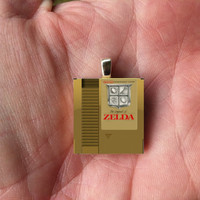 Legend of Zelda Pendant or Ring reduced price by SherrysStock