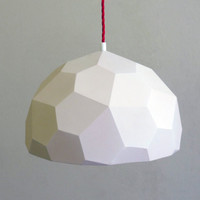 PolyGlobe Pendant Light -  Extra Large